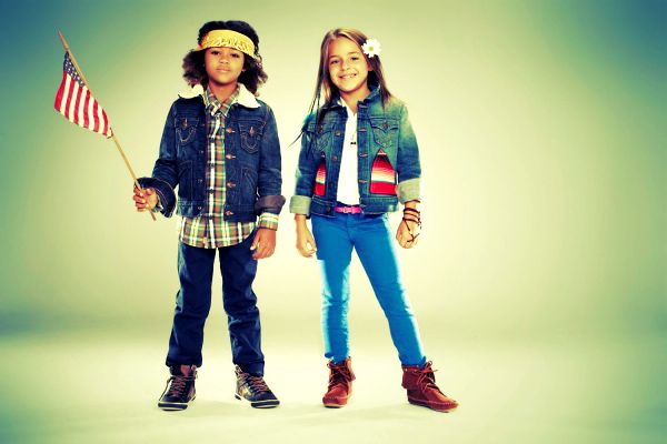 Music For Fashion Show For Kids TRUE RELIGION KIDS WEAR