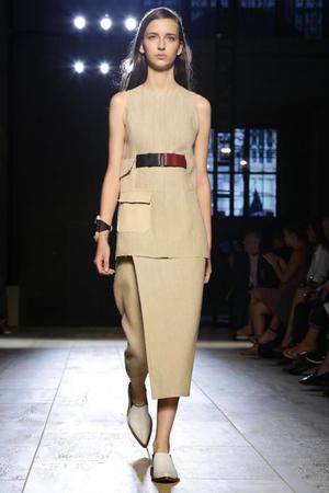 Victoria Beckham Ready to Wear Spring Summer 2015 in New York