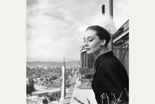 Undated handout photo issued by the National Portrait Gallery of a photograph of Audrey Hepburn, as a new photography exhibition of pictures of the actress will open at the gallery in July 2015.